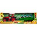 tracteur + accessoires 54x16x17 0488 106 boîte de
