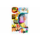 mayorista Regalos y papeleria: masa de plástico 8 colores caja de ventana 13x25x1