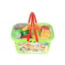 fruit / vegetables for cutting 26x13x18 687 basket