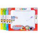 wholesale Gifts & Stationery: magnetic board + accessories 44x35x3 28046 1/4