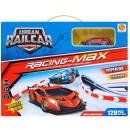 Großhandel Spielwaren: Auto Track Box + Zubehör 41x31x7 jy591 pud