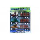 Traktor + Zubehör 21cm 9976 13 3er Fensterbox