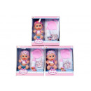 doll 28cm baby + accessories ls1102 window box