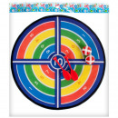 wholesale Parlor Games: shield with a ball / darts 38x39 f724 pud