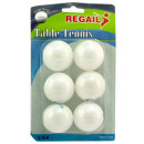 ping pong ball 40 mix kol 6pcs