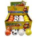 wholesale Sports & Leisure: soft ball 8cm e3005 mix foil