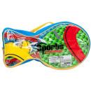 groothandel Sport & Vrije Tijd: rackets + bal miex 21x37 596 hoes