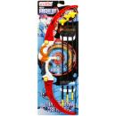 wholesale Garden & DIY store: bow + accessories 21x61x5 9819 blister