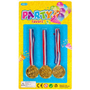 wholesale Outdoor Toys: medals 15x26 20333 3pcs blister
