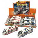 groothandel Speelgoed: trein geluid / licht terugtrekken 20cm st66 09
