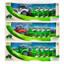 Traktor zurückziehen + Zubehör 40x14x10 fa17 14 We