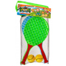 wholesale Sports & Leisure: rackets + ball miex 27x44 555 net
