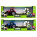 tracteur tirer + accessoires 47x16x11 550 16j gagn