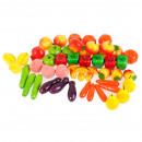 fruits / vegetables styrof 21x24 6685 mesh