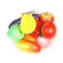 fruits / vegetables, styrofoam 20x21 8816 mesh