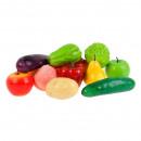 fruits / vegetables, styrofoam 21x21 9908 mesh