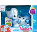 Großhandel Spielwaren: interaktive Hundebox 26x19x13 696 25 Fensterbox