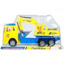 Auto LKW zurückziehen 46x26x17 052 Bagger pbx1