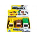 Auto Truck Sound / Licht ziehen sich 25cm 8900 zur