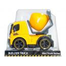 grossiste Jouets: camion automatique tirer en arrière 20x19x12 390a