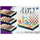 chess game magn 4w1 17x12x3 6128 pud