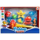 Fisch Spiel 45x31x8 bw30025 2 Fenster Box 16/3