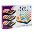 chess game magn 4in1 31x22x4 6328 pud