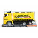 wholesale Toys: auto truck pull back 33x15x12 gc001 polibox