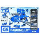 parking + accessories met 52x35x7 cm559 31 police