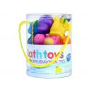 groothandel Baby speelgoed: badspeelgoed 12x16 tl827 1 6st buis