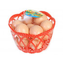 Küchenset Eier 15x10x15 jd 12wl Korb