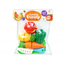 fruit / vegetables 18x21 6105 chopping bag with za