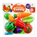 fruit / vegetables for cutting 22x26 6307 bag of z