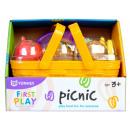 mayorista Casa y cocina: Frutas / verduras 23x18x15 yh8007 cesta de picnic