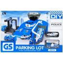 parking + accessories met 40x27x8 police cm559 win