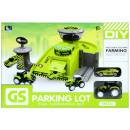 parking lot + accessories met 40x27x8 cm559 window