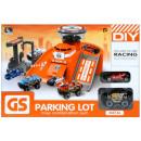 parking lot + accessories met 40x27x8 cm559 windo
