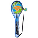 sports badminton metal 66cm in a cover