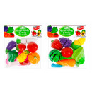 nella fruit / chopping vegetables 22x26 zigzag bag