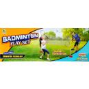 groothandel Sport & Vrije Tijd: badminton metaal + net 61x23x9 ns 48 pud