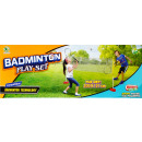 wholesale Sports & Leisure: badminton metal + net 61x23x9 ns 48 pud