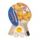groothandel Sport & Vrije Tijd: ping pong ping-pongs + 3pi 19x27x2 3399