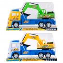 auto truck pull back 30x17x10 565 a1 kopar after