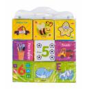 Softpads B060 9er Täschchen mit Anhänger