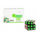 Würfel Magie 6x6 Knopf Folie