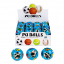 wholesale Sports & Leisure: anti-stress ball 7cm cars 88 11