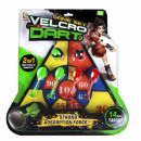wholesale Parlor Games: shield with a ball / darts 40x42x4 355 1 blister