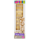 tower wood game 8x29x8 md26 window box