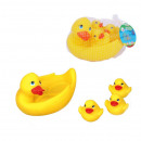wholesale Home & Living: duck bath toy 16x12x12 4 pcs