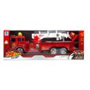 box camion dei pompieri box finestra 33x11x8